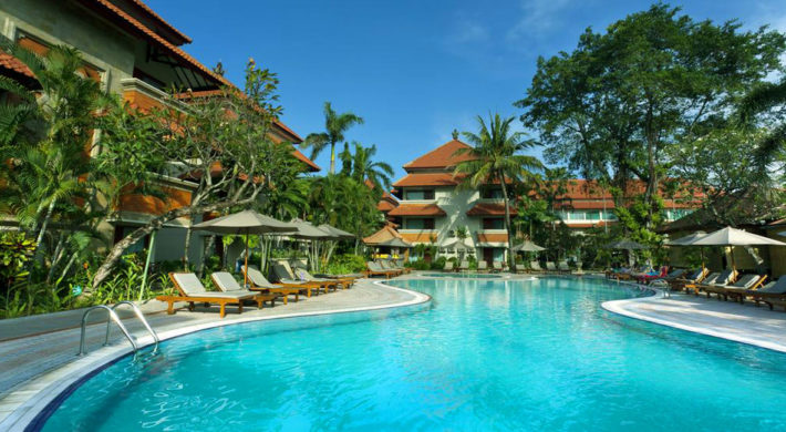 White Rose Kuta Resort – Sun Island Bali