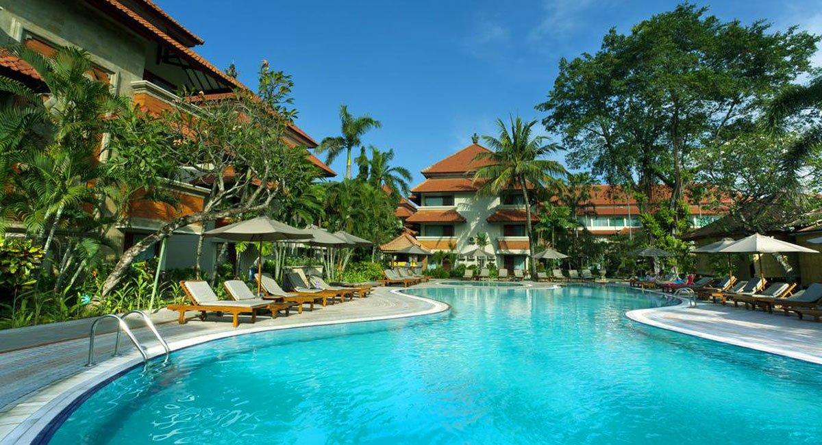 White Rose Kuta Resort – Sun Island Bali