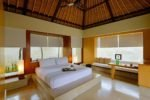single pavilion, single pavilion bedroom, single pavilion bale, bale, bale nusa dua