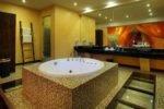 bathroom honeymoon , bathroom honey moon kupu-kupu jimbaran , kupuk - kupu jimbaran beach resort , bath room kupu-kupu jimbaran