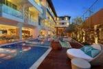 swimming pool , swimming pool jimbaran bay beach resort , jimbaran beach resort bali , jimbaran bay