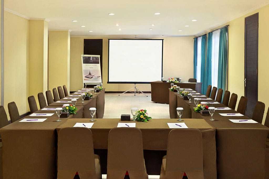 sanur hotel,mercure resort,mercure resort sanur,mercure resort meeting room,meeting room