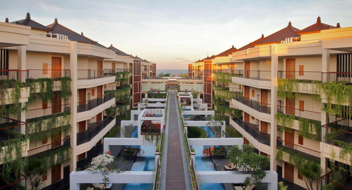 Vouk Hotel and Suite Nusa Dua Bali