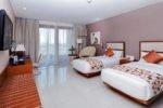 deluxe twin, deluxe twin room vouk hotel, vouk hotel, vouk hotel bali, vouk hotel and suite, vouk hotel suite nusa dua