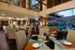 restaurant interior, restaurant vouk hotel, vouk hotel, vouk hotel bali, vouk hotel and suite, vouk hotel suite nusa dua