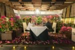 romantic dinner, romantic dinner vouk hotel