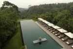ubud hotel,alila hotel and spa,alila ubud swimming pool