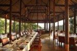 ubud hotel,alila hotel and spa,alila ubud restaurant, restaurant plantation