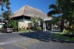 bali khama beach resort, bali khama, tanjung benoa resort, beach resort bali, entrance, bali khama entrance