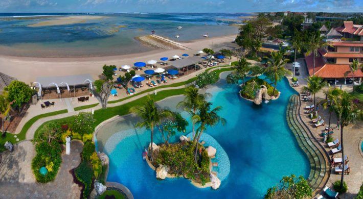 Nikko Hotel Bali Beach Resort