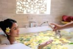 sanur hotel,griya santrian resort,griya santrian treatment spa,citrus bath