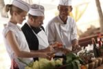 sanur hotel,griya santrian resort,griya santrian cooking class,cooking class