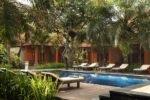sanur hotel,griya santrian resort,griya santrian pool,garden pool