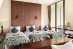 komaneka,komaneka bisma,komaneka bisma residence, komaneka suite villa triple bed