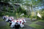 maya ubud, maya resort, purnama open stage