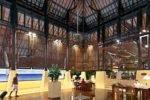 novotel bali, novotel benoa, tanjung benoa resort, bali resort, novotel benoa bali, lobby area, novotel benoa lobby area