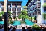 sanur hotel,oasis lagoon sanur hotel,oasis lagoon sanur exterior view,exterior view hotel
