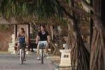sanur hotel,puri santrian,puri santrian cycling area