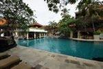 sanur hotel,puri santrian,puri santrian main pool