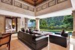 viceroy ubud, viceroy bali, viceroy ubud bali, viceroy luxury villas living area