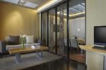 courtyard bali, courtyard seminyak, seminyak hotel, bali hotel, business center, courtyard seminyak business center