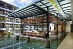courtyard bali, courtyard seminyak, seminyak hotel, bali hotel, pool lounge, courtyard seminyak pool lounge