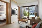 courtyard bali, courtyard seminyak, seminyak hotel, bali hotel, pool terrace suite, courtyard seminyak pool terrace suite