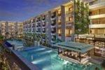 courtyard bali, courtyard seminyak, seminyak hotel, bali hotel, courtyard seminyak swimming pool, swimming pool