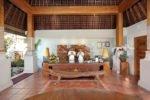 villa kayu raja,kayu raja villa,villa kayu raja front desk,receptionist