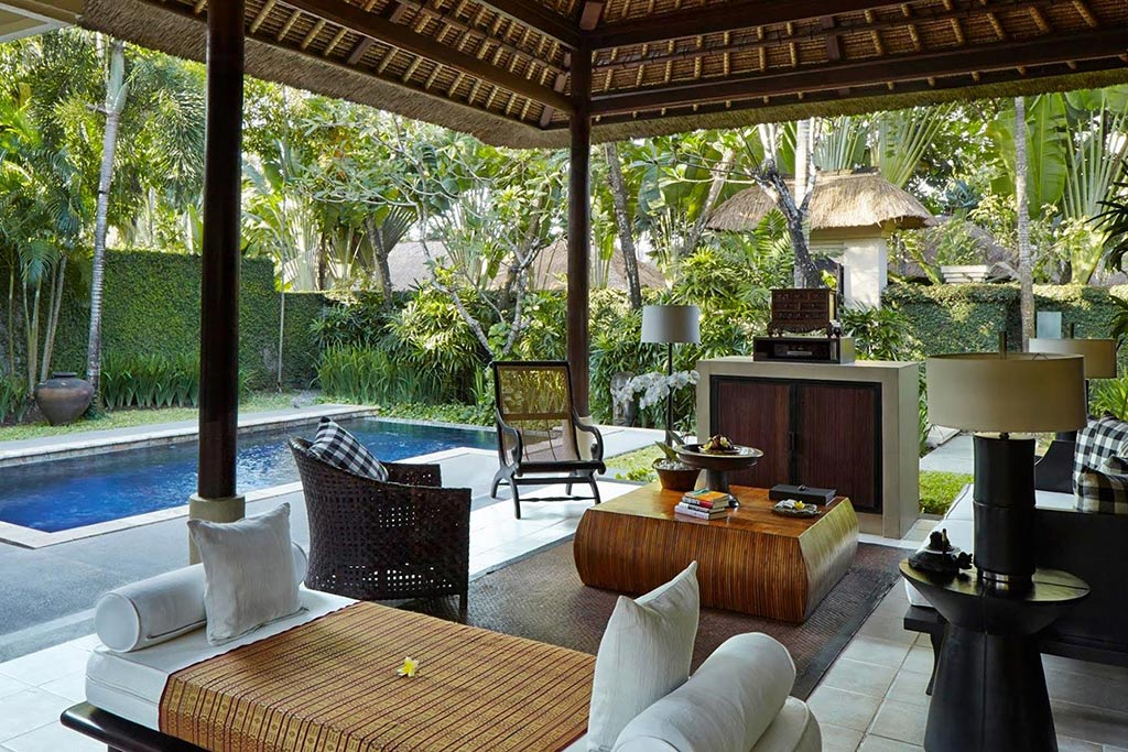 Terrace Pool Kayumanis Sanur Private Villa And Spa