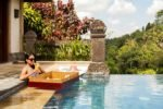 puri wulandari,puri wulandari resort, puri wulandari resort and spa,floating brunch puri wulandari