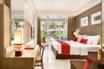 ramada encore, seminyak hotel, bali hotel, ramada encore seminyak, deluxe pool access room, ramada encore deluxe pool access