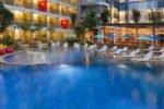 ramada encore, seminyak hotel, bali hotel, ramada encore seminyak, lagoon pool, ramada encore lagoon pool