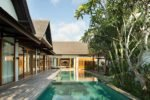 the samaya seminyak,the samaya,the samaya accomodation,three bedroom royal courtyard villa