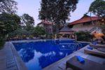 taman ayu cottage, taman ayu cottage seminyak, seminyak hotel, seminyak cottage, swimming pool, taman ayu cottage swimming pool