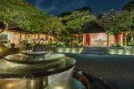 seminyak hotel,villa air,villa air bali,villa air bali entrance