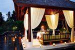 seminyak hotel,villa air,villa air bali,villa air bali facility,private dining