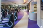 w bali seminyak, w retreat and spa bali, seminyak resort, fitness center, w bali seminyak fitness center