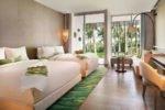 w bali seminyak, w retreat and spa bali, seminyak resort, garden view room, w bali seminyak garden view