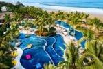 w bali seminyak, w retreat and spa bali, seminyak resort, swimming pool, w bali seminyak swimming pool