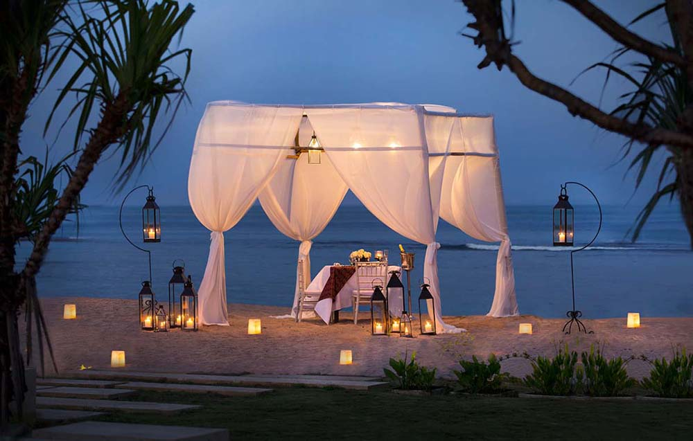 Bali 6 Nights Honeymoon Package