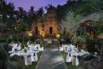 royal pita maha, the royal pita maha,the royal pita maha resort, wedding set up dinner the royal pita maha