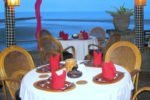 bali hotel, lovina hotel, adirama beach hotel, adirama beach hotel lovina, adirama beach hotel dining area