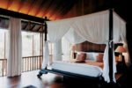 como shambhala.como shambhala estate,como shambhala estate ubud,como shambhala suite master bedroom
