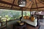 kayumanis ubud, kayumanis villa,kayumanis villa and spa, one bedroom deluxe living area kayumanis ubud
