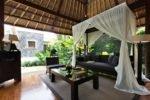 kayumanis ubud, kayumanis villa,kayumanis villa and spa, living area one bedroom villa kayumanis ubud