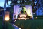 plataran ubud,plataran resort and spa,plataran resort and spa ubud,romantic dinner plataran resort and spa ubud
