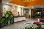 purisaron hotel lovina, bali hotel, lovina hotel, singaraja hotel, purisaron hotel lovina reception
