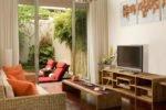 seiryu villa seminyak, bali villa, seminyak villa, seiryu villa living room