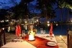 bali hotel, singaraja hotel, lovina hotel, sunari beach resort lovina, sunari beach resort romantic dinner